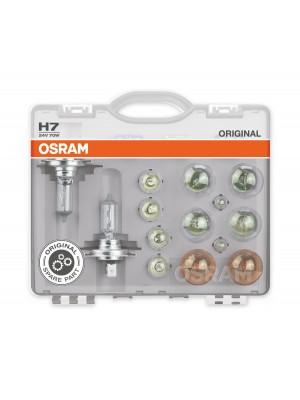 Osram H7 24V 70W Ersatzlampen-Box Original Spare Part für LKW