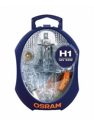 Osram H1 Ersatzlampenbox