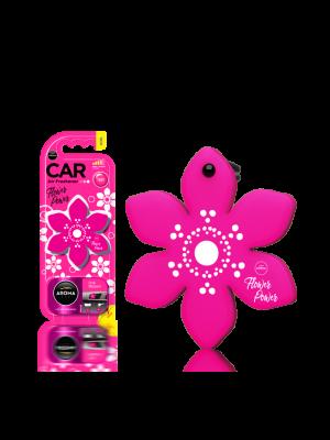 Aroma Car Lufterfrischer ?Flower Pink Blossom