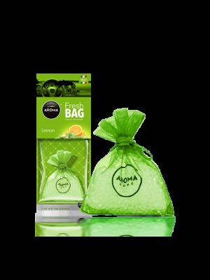 Aroma Car Lufterfrischer Fresh Bag lemon