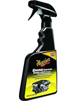 Meguiars MOTORKONSERVIERER Engine Dressing Spray à 473 ml