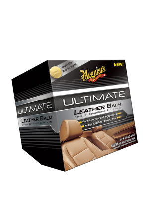Meguiars Ultimate Leather Balm 160g