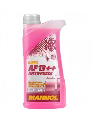 MANNOL Kühlerfrostschutz AF13++ Fertigmischung (- 40°C) 1L