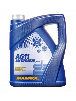 MANNOL Kühlerfrostschutz AG11 5L