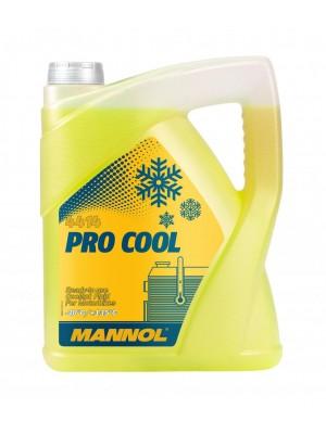 MANNOL 4414 Pro Cool Motorrad Kühlerschutz Fertigmischung 5l