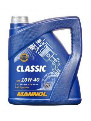 MANNOL 7501 CLASSIC 10W-40 4L