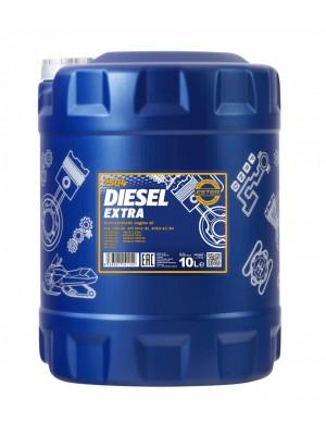 MANNOL 7504 DIESEL EXTRA SAE 10W-40 10L