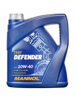 MANNOL 7507 DEFENDER SAE 10W-40 4L