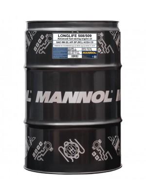 MANNOL 7722 0W-20 Longlife 508.00/ 509.00 Motoröl 60l Fass