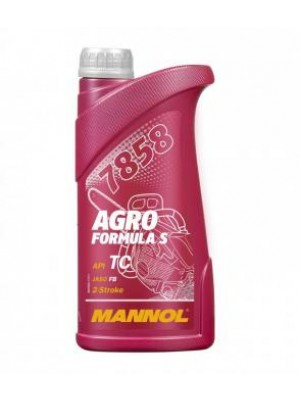 MANNOL 7858 Agro STL Sägekettenöl 1l