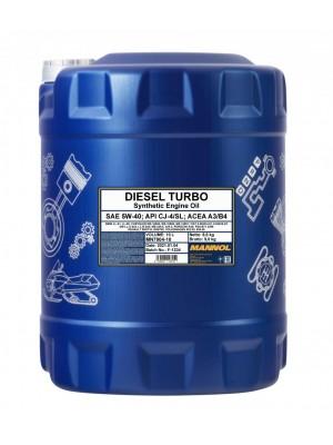 MANNOL 7904 DIESEL TURBO 5W-40 10L