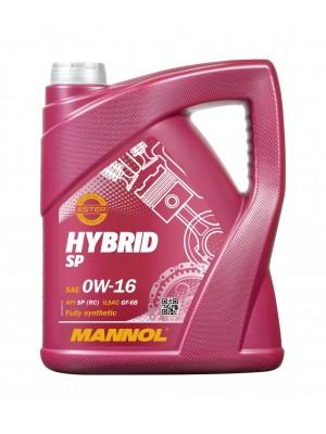 MANNOL 7920 HYBRID SP (PAO + Ester) 0W-16 Motoröl 5l