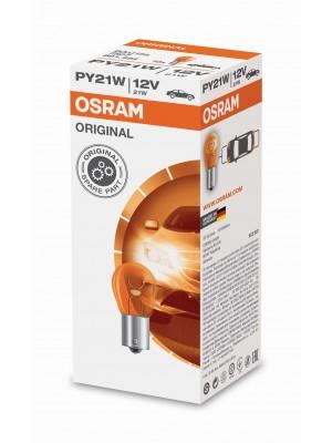 OSRAM 7507 Original PY21W 12V Folding Box