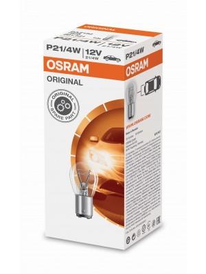 OSRAM 7225 Original P21/4W 12V Folding Box
