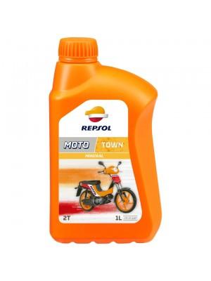 Repsol Motorrad Motoröl MOTO TOWN 2T 1 Liter