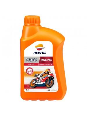 Repsol Motorrad Motoröl MOTO RACING 4T 10W50 1 Liter