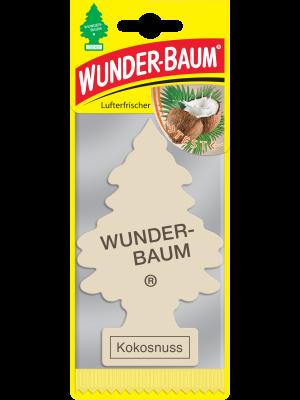 Wunderbaum® Kokosnuss - Original Auto Duftbaum Lufterfrischer