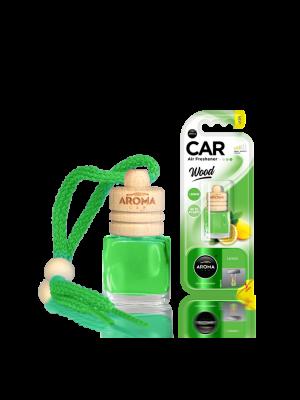 Aroma Car Lufterfrischer Wood Lemon