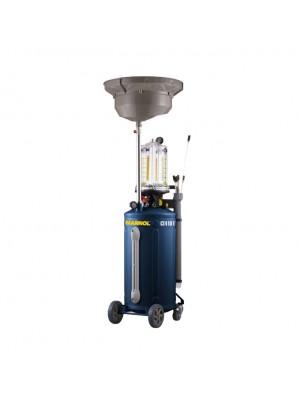 SCT MANNOL CT4101 Altoelsammler/ Altölsammler Altölabsauger für Ölwechsel