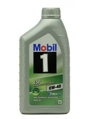 Mobil 1 ESP x3 0W-40 Motoröl 1l