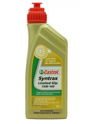 Castrol Syntrax Limited Slip 75W-140 Achsgetriebeöl 1l
