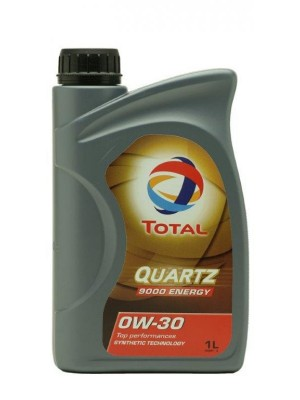 TOTAL Quartz Energy 9000 0W-30 Motoröl 1l