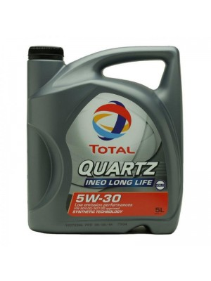 TOTAL Quartz Ineo L Life 5W-30 VW 504 00 / 507 00 Longlife-3 Motoröl 5l