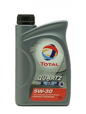 TOTAL Quartz Ineo ECS 5W-30 Motoröl 1l