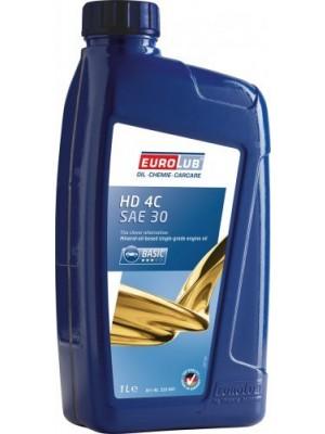 Eurolub HD 4C SAE 30 Rasenmäheröl 1l