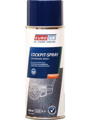 Eurolub Cockpit Spray Orangenduft 400ml