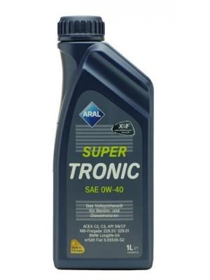 Aral Super Tronic 0W-40 Motoröl 1l