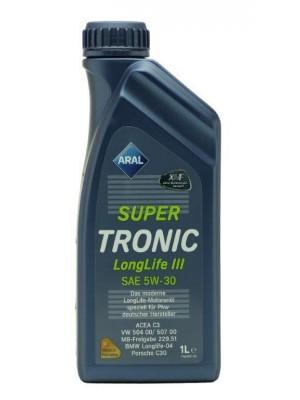 Aral Super Tronic LongLife III 5W-30 Motoröl 1l