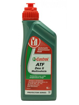 Castrol ATF Dex II Multivehicle Automatik Getriebeöl 1l