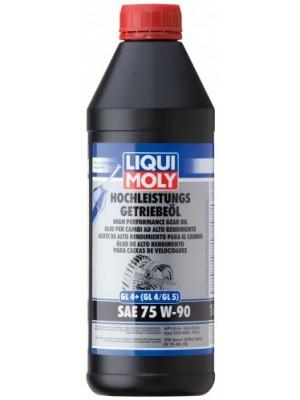 Liqui Moly Hochleistungs Getriebeöl GL4+ (GL4/GL5) SAE 75W-90 1l