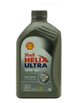 Shell Helix Ultra Racing 10W-60 Motoröl 1l