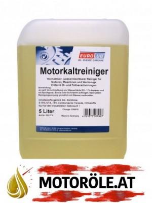 Eurolub Motorkaltreiniger 5l Kanister