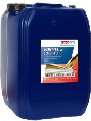 Eurolub Formel V 15W-40 Motoröl 20l Kanister