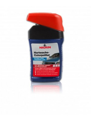 Nigrin Hartwachs-Colorpolitur blau 300ml