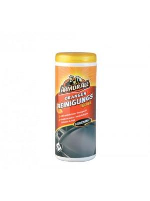 Armor All Orangen Reinigungstücher seidenmatt 30 Stk.