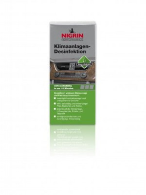 Nigrin Klimaanlagen-Desinfektion 100 ml
