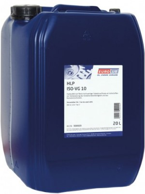 Eurolub HLP ISO-VG 10 20l Kanister