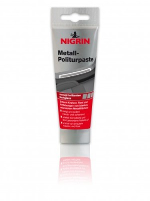 Nigrin 74028 Metall-Politurpaste 75ml