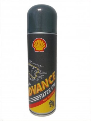 Shell Advance Filter Oil 300ml