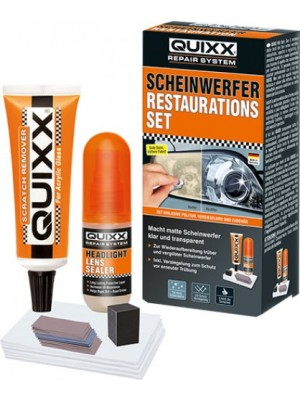 Quixx Scheinwerfer Restaurations-Kit