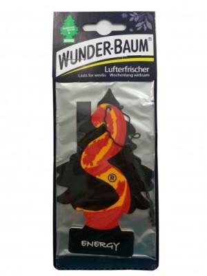 Wunderbaum® Energy - Original Auto Duftbaum Lufterfrischer