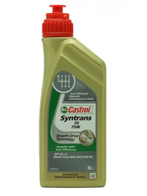 Castrol Syntrans FE 75W Schaltgetriebeöl 1l
