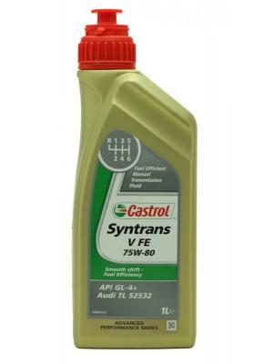 Castrol Syntrans V FE 75W-80 Schaltgetriebeöl 1l