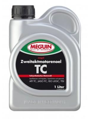 Meguin megol TC 2T teilsynthetisches Motorrad Motoröl 1l