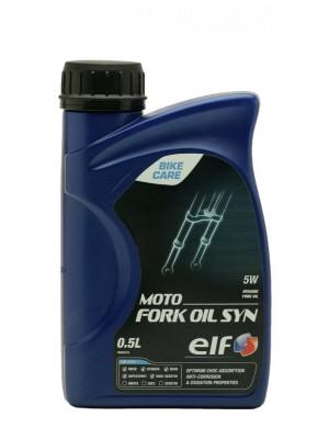 Elf Moto Fork Oil SYN 5W Motorrad 500ml