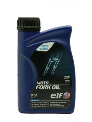 Elf Moto Fork Oil 20W Motorrad 500ml